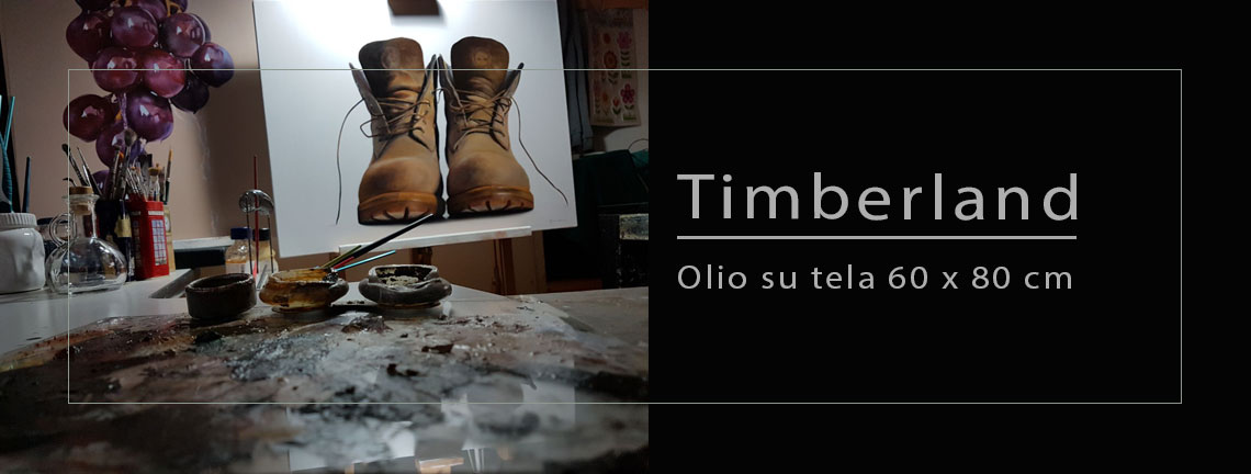 olio timberland